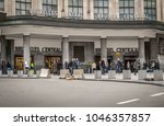 brussels  belgium. january 25 ... | Shutterstock . vector #1046357857