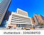 bunkyo  tokyo  japan february...   Shutterstock . vector #1046386933