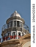 Small photo of Dome city lighthouse in Almeria - Spain