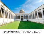 beautiful architecture of an... | Shutterstock . vector #1046481673