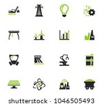 industry vector icons for user...