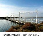 park du levant  palavas les... | Shutterstock . vector #1046541817