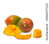 fresh  nutritious and tasty... | Shutterstock .eps vector #1046557123