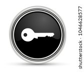 door key black button with...
