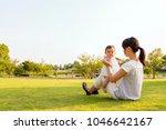 family lifestyle scene of...   Shutterstock . vector #1046642167