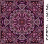 bandana classy. traditional...   Shutterstock .eps vector #1046645683