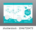 health care and medical...   Shutterstock .eps vector #1046720473