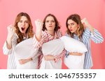 picture of young women 20s... | Shutterstock . vector #1046755357
