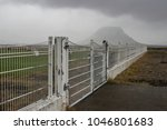 north iceland   cemetery in... | Shutterstock . vector #1046801683