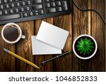 modern workspace vector set...   Shutterstock .eps vector #1046852833