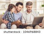 generation portrait....   Shutterstock . vector #1046968843