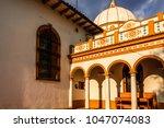 san cristobal de las casas ... | Shutterstock . vector #1047074083