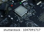 close up. selective focus. very ... | Shutterstock . vector #1047091717