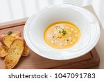 the view of french food | Shutterstock . vector #1047091783