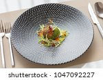 the view of french food | Shutterstock . vector #1047092227