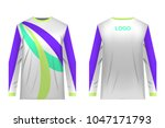 jersey design for extreme...   Shutterstock .eps vector #1047171793