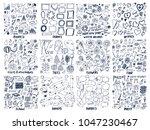 business and frames  winter... | Shutterstock .eps vector #1047230467