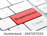 business concept  computer...   Shutterstock . vector #1047357223