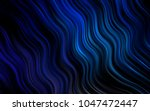 dark blue vector background... | Shutterstock .eps vector #1047472447