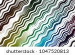 dark multicolor  rainbow vector ... | Shutterstock .eps vector #1047520813