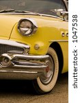 old buick car | Shutterstock . vector #1047538