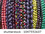 mexican handcrafts  san... | Shutterstock . vector #1047552637