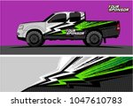 truck graphic vector kit.... | Shutterstock .eps vector #1047610783
