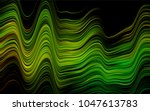 dark blue  yellow vector... | Shutterstock .eps vector #1047613783