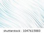 light blue vector pattern with... | Shutterstock .eps vector #1047615883