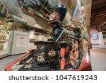 sacramento  feb 22  interior... | Shutterstock . vector #1047619243