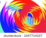 abstract colorful background... | Shutterstock . vector #1047714337