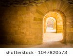 italy   old castle of syracuse...   Shutterstock . vector #1047820573