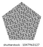 pentagon figure composition of...   Shutterstock .eps vector #1047963127