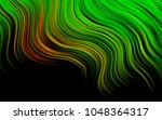 dark green  red vector pattern... | Shutterstock .eps vector #1048364317