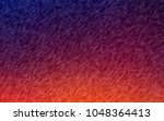 dark blue  red vector template... | Shutterstock .eps vector #1048364413
