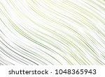 light green vector pattern with ... | Shutterstock .eps vector #1048365943