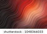 dark blue  yellow vector... | Shutterstock .eps vector #1048366033