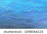 dark blue vector template with... | Shutterstock .eps vector #1048366123