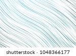 light blue vector template with ... | Shutterstock .eps vector #1048366177