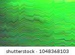 light green vector template... | Shutterstock .eps vector #1048368103