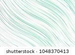 light green vector template... | Shutterstock .eps vector #1048370413