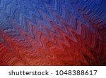 dark blue  red vector pattern... | Shutterstock .eps vector #1048388617