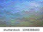 dark blue vector pattern with... | Shutterstock .eps vector #1048388683
