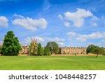 3 may 2011  oxford  ukpart of... | Shutterstock . vector #1048448257