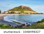 mount maunganui  bay of plenty  ... | Shutterstock . vector #1048498327