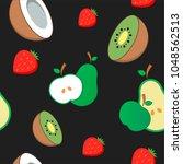 vector illustration. icons.... | Shutterstock .eps vector #1048562513