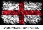 england smoke flag | Shutterstock . vector #1048730537