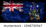 south georgia and the south... | Shutterstock . vector #1048730567