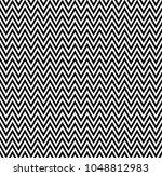 horizontal black and white... | Shutterstock .eps vector #1048812983
