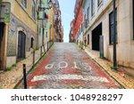 lisbon  portugal october 17 ... | Shutterstock . vector #1048928297